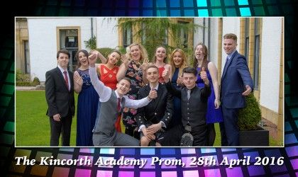 2016, April 28th – The Kincorth Academy Prom
