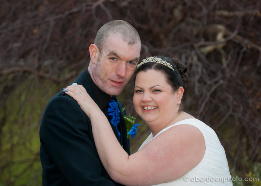 March 23rd – Lindsay and Gregg at Marischal College