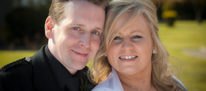 April 6th – Suzanne and Barry at the Park Hotel, Montrose