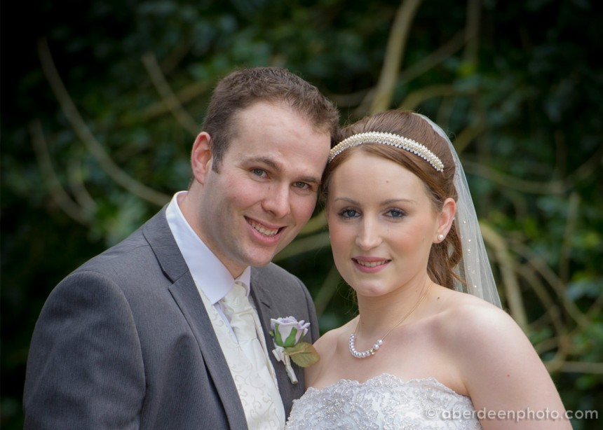 February 15th – Fiona and Craig at the Cults Hotel