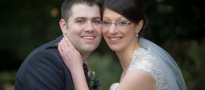 March 15th – Angela and William at Maryculter House Hotel