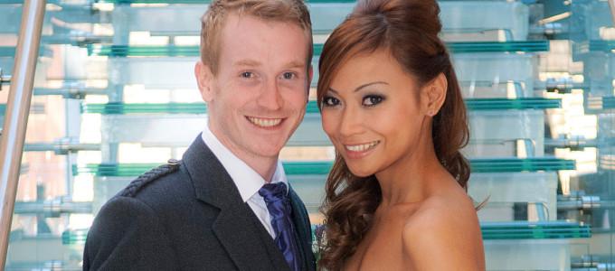 May 25th – Alfi and Chris at the Rox Hotel