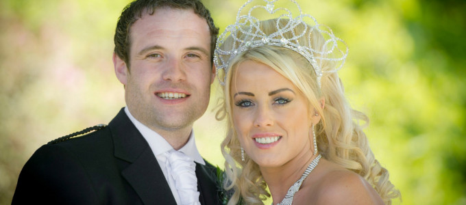 June 7th – Orielle and Graeme at Maryculter House Hotel