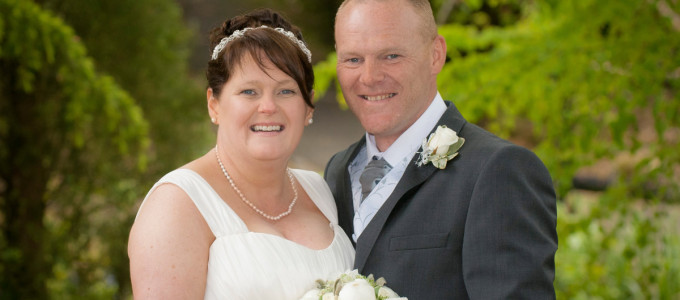 June 8th – Amanda and Duncan at The Palm Court