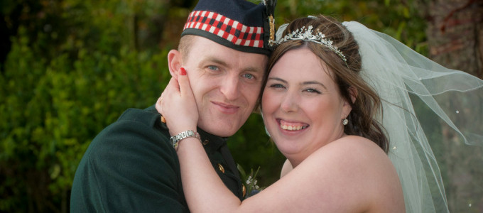 June 21st – Laura and Scott at The Holiday Inn West