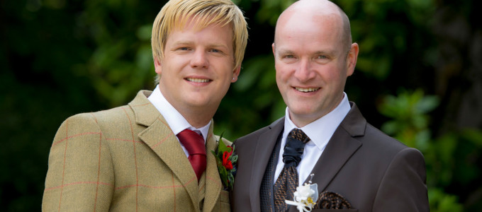 July 13th – Ian and Bruce at The Town House