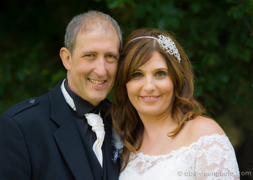 July 20th – Lisa and John at Gardeners Cottage