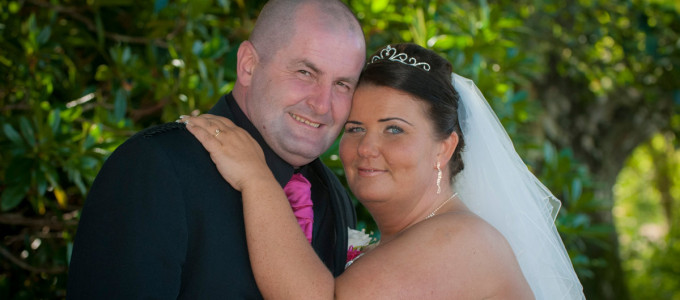 August 17th – Louise and Stewart at The Old Mill Inn