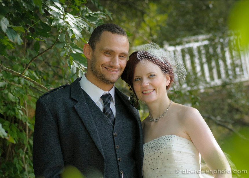 September 7th – Jennifer and Terry at The Old Mill Inn