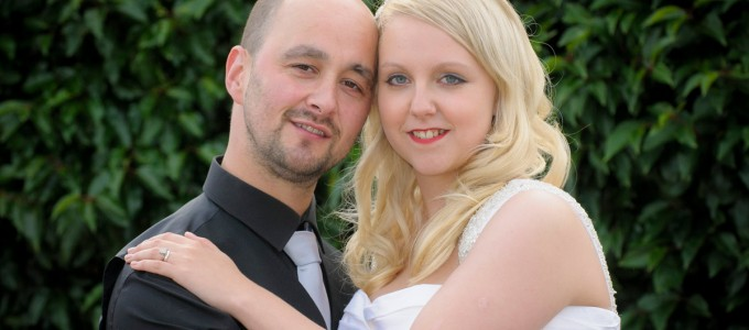 September 20th – Catherine and Stewart at Marriott Hotel