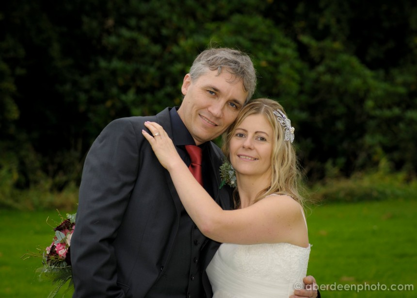 October 4th – Lynne and Mike at Logie House