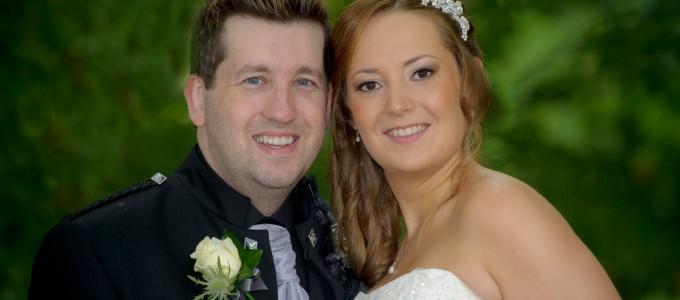 October 4th – Kirsty and Brian at Norwood Hall