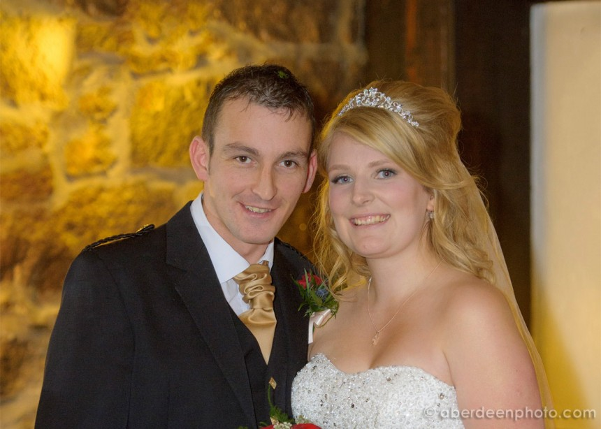 November 2nd – Stephanie and Fraser at King's College