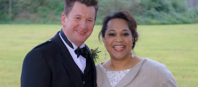 January 4th – Deborah and Derek at Raemoir House Hotel