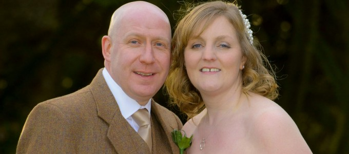 January 25th – Fiona and Duncan at Pittodrie House