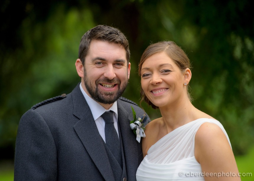 January 26th – Sarah and Scott at The Marcliffe