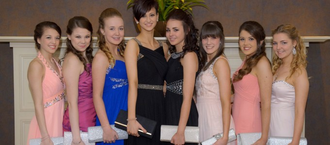 May 2nd – Dyce Prom – class of 2014