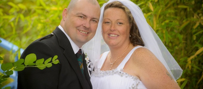 June 28th – Paula and Barry at the Hilton Tree Tops