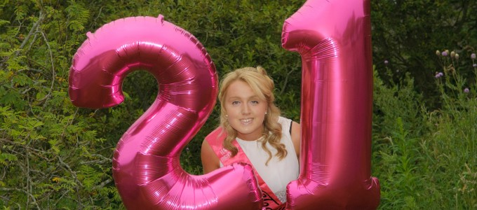 July 19th – Emma's 21st Birthday Party at the Old Mill Inn