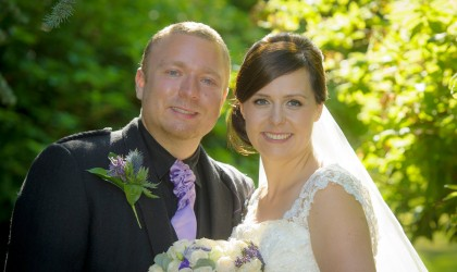 July 26th – Fiona and Lee at the Chester Hotel