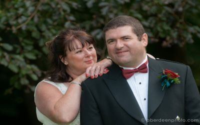 August 22nd – Jacqui and Alistair at The Marcliffe