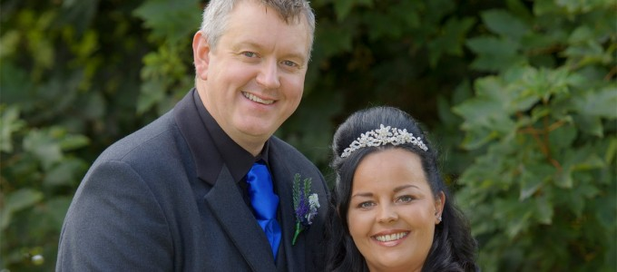 August 23rd – Natalie and David at The Altens Thistle