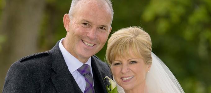 September 20th – Linda and Tommy at Craigiebuckler Church