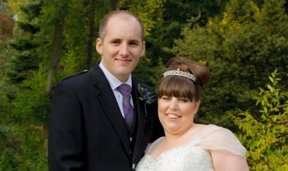 September 27th – Sean and Holly at Norwood Hall