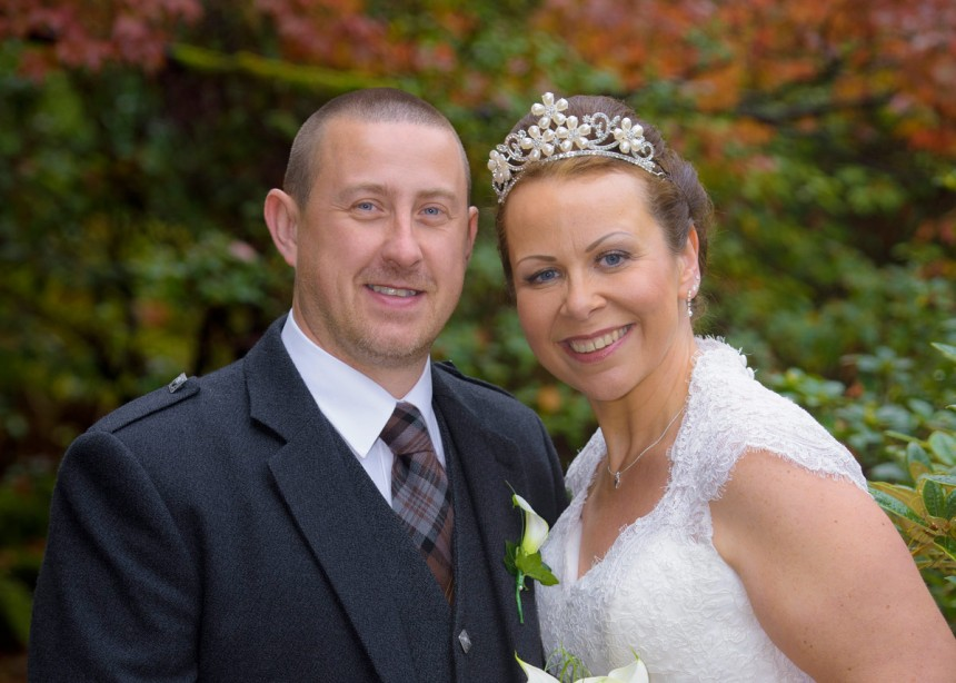 October 4th – Debbie and Chris at Palm Court