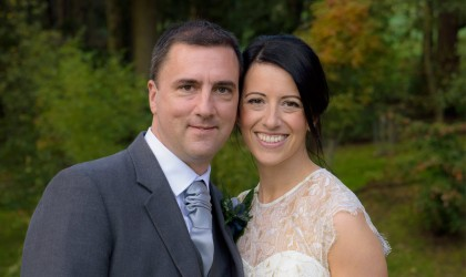 October 10th – Rachel and Don at Town House