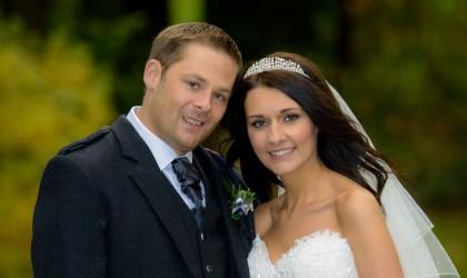 October 23rd – Laura and Craig at Norwood Hall