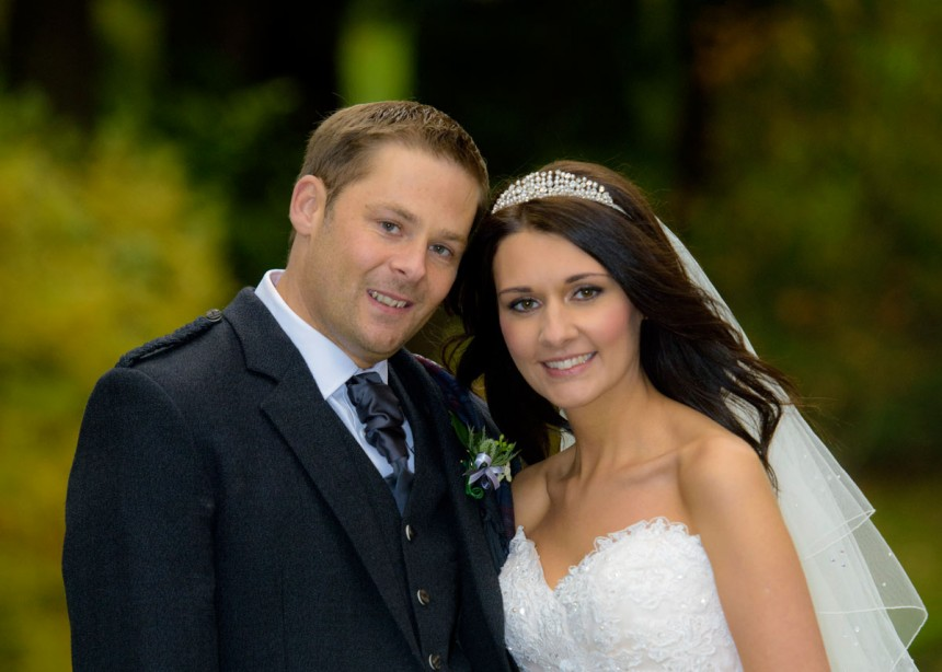 October 23rd – Laura and Craig at Norwood Hall