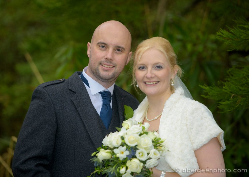 November 29th – Hayley and Richard at the Palm Court