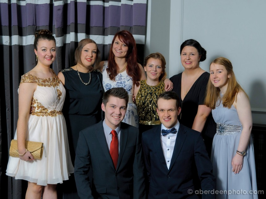 February 13th – Pharmacy Ball at Ardoe House