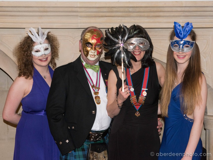 February 7th – Ladies Circle Masked Ball at the Marriott