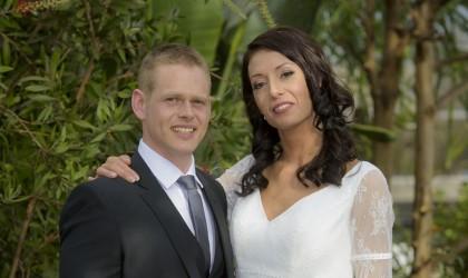 March 28th – Karolina and Jason at the Winter Gardens