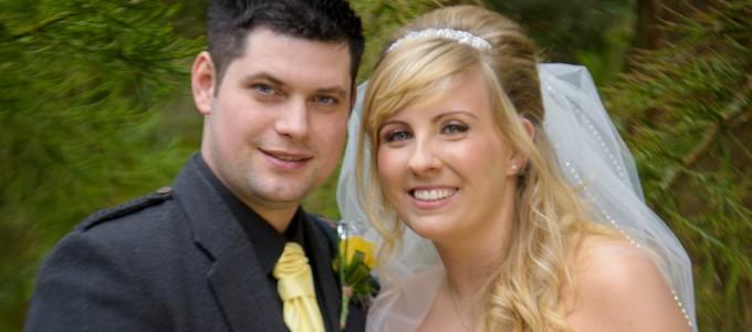 April 4th – Louise-Jane and James at Craigiebuckler Church