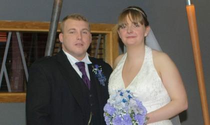 May 15th – Caryn and James at Holiday Inn West