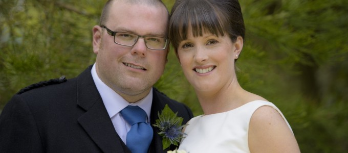 May 9th – Gemma and Dave at the Palm Court