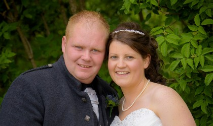June 6th – Sam and Martin at Greystone Farm and Tullynessle Hall