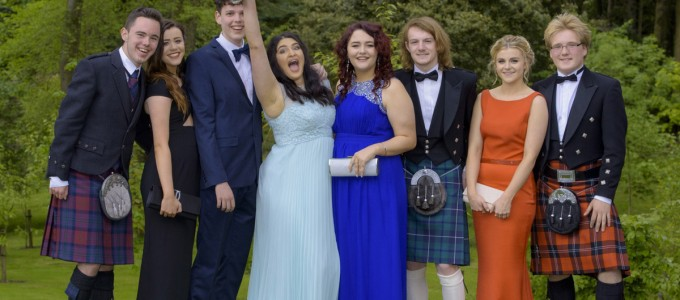 June 4th – Portlethen School Prom