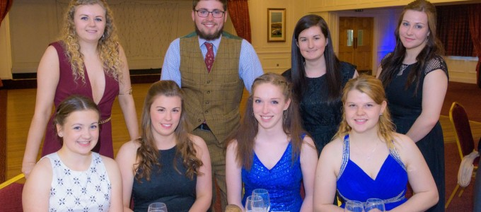 June 5th – SRUC Ball