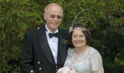 June 27th – Jennifer and Malcolm at The Town House and The Marcliffe