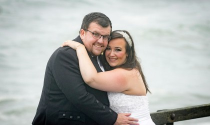 July 4th – Lauren and Murray at Hilton Double Tree