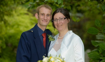 July 10th – Jasna and Grant at Elphinstone Hall