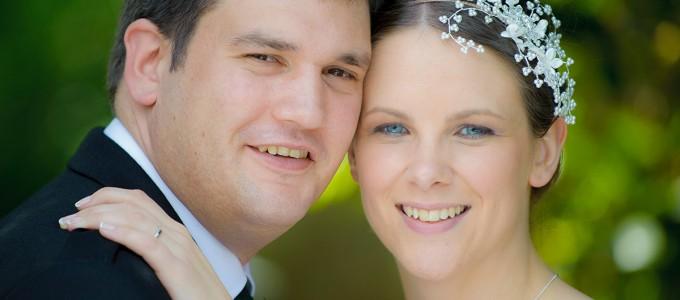 July 18th – Zoe and Mark at Cults Parish Church