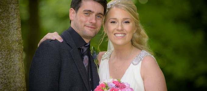 July 23rd – Dani and Mark at Norwood Hall