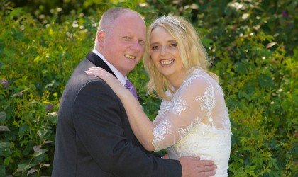 July 24th – Lesley and Stephen at Holiday Inn West