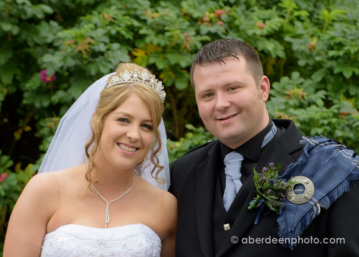 August 22nd – Angela and David at Hilton Double Tree