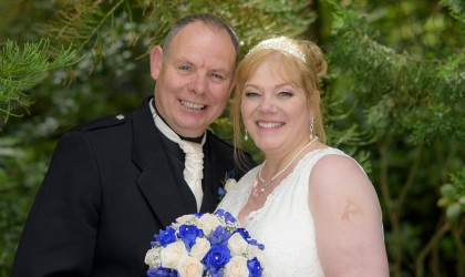 August 29th – Sheila and Tony at Palm Court Hotel